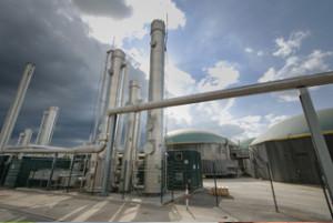 Bio-gas system